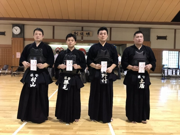 結果】第66回全日本剣道選手権大...