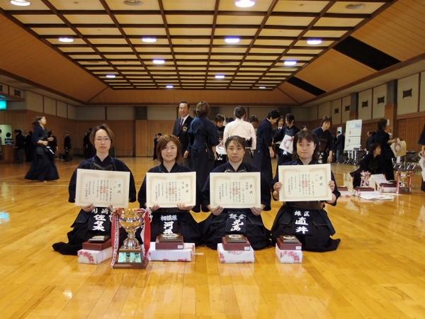 2部 県女子剣道大会