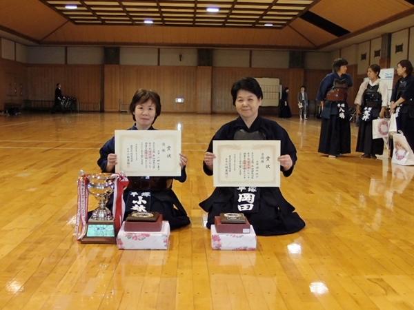 5部 県女子剣道大会